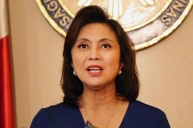 Vice President Leni Robredo (Source: GMA News)