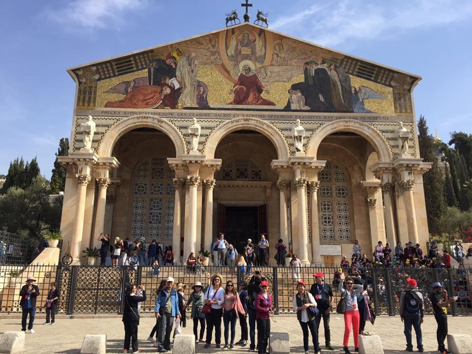 The Church at Gethsemane
