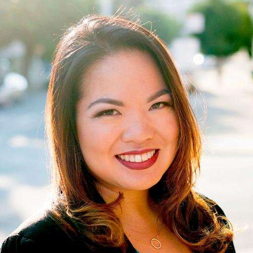 Newly-elected Daly City Councillor Juslyn Manalo (Source: Twitter)