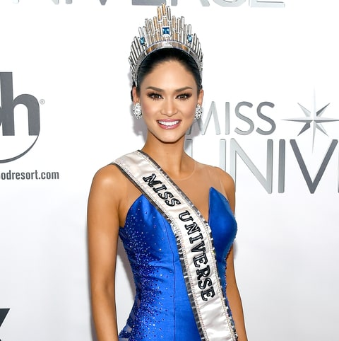 Miss Universe Pia Wurtzbach (Source: USA Today)