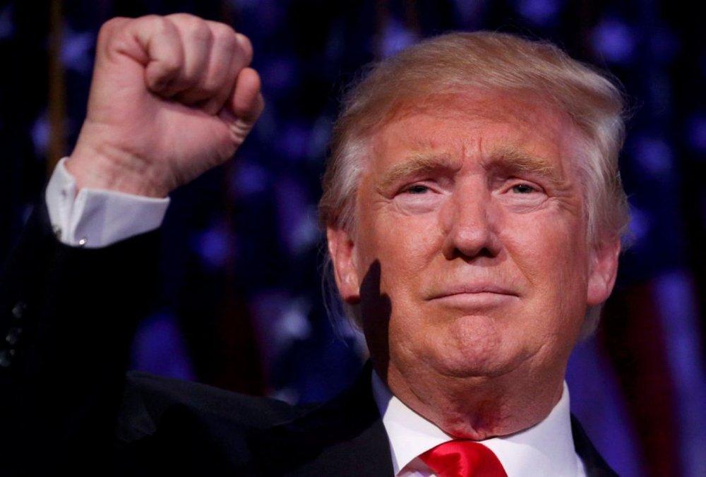 New U.S. Present Donald J. Trump (Photo by Carlo Allegri/Reuters)