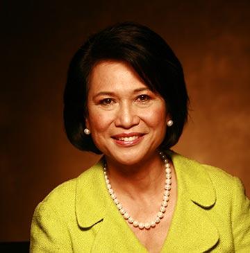 Businesswoman Loida Nicolas Lewis (Source: Asiaweek)