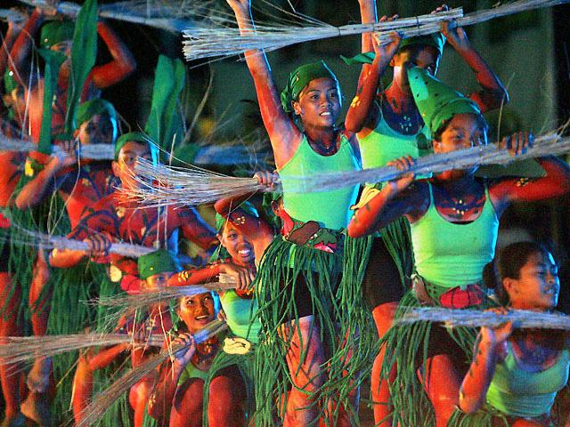 The Dinengdeng Festival (Photo courtesy of GMA News)