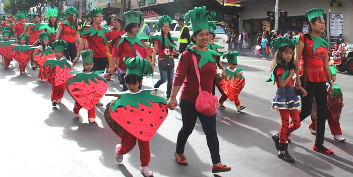 The Strawberry Festival (Source: DZRH News)