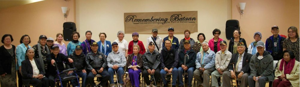 Filipino Recipients of the WWII Congressional Gold Medal (Photo source: Veterans Equity Center)