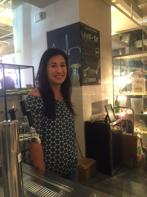 Tanya Maynigo Louks, founder and owner of Craft Kombucha (Photo by Elizabeth Ann Quirino)