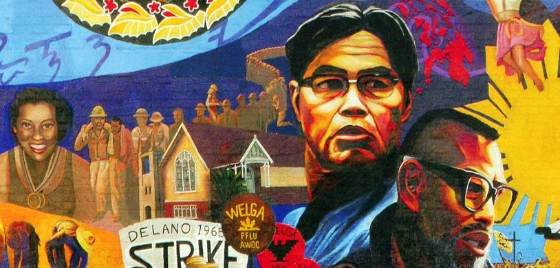 Mural by Eliseo De Silva