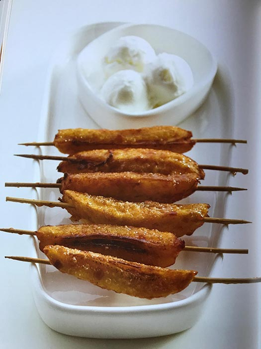 Banana-cue (Source: Kulinarya: A Guidebook to Philippine Cuisine, Expanded Second Edition (Anvil Publishing Inc., 2013))