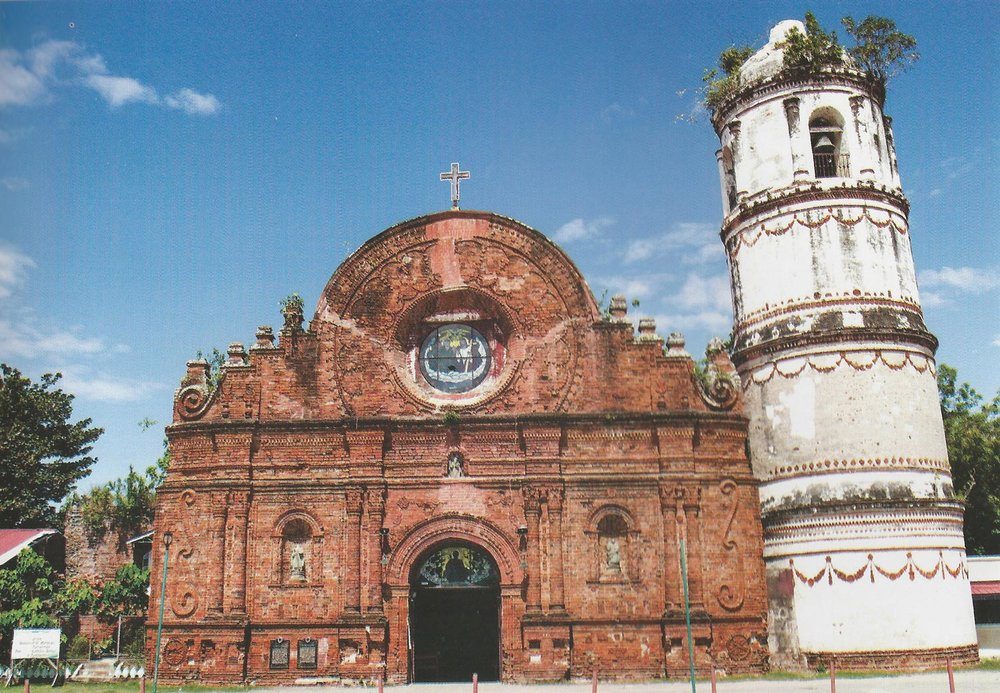 Church of St. Matthias in Tumauini, Isabela (Source: The Lasting Links with Spain: The Churches of the Philippines)