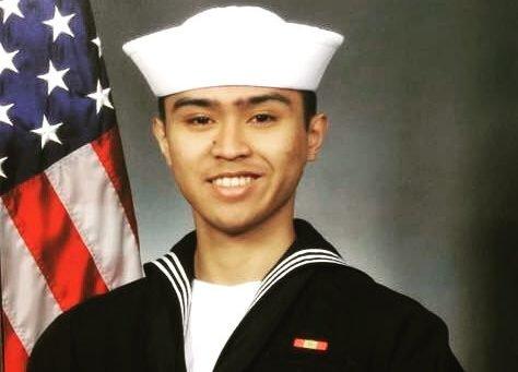 Fire Controlman 2nd Class Carlos Victor Ganzon Sibayan