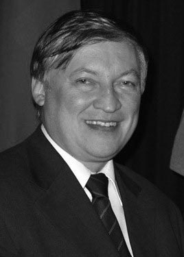 Anatoly Karpov, the 1978 champion, in recent years. Karpov first met Torre at a Manila Zonal in 1976.