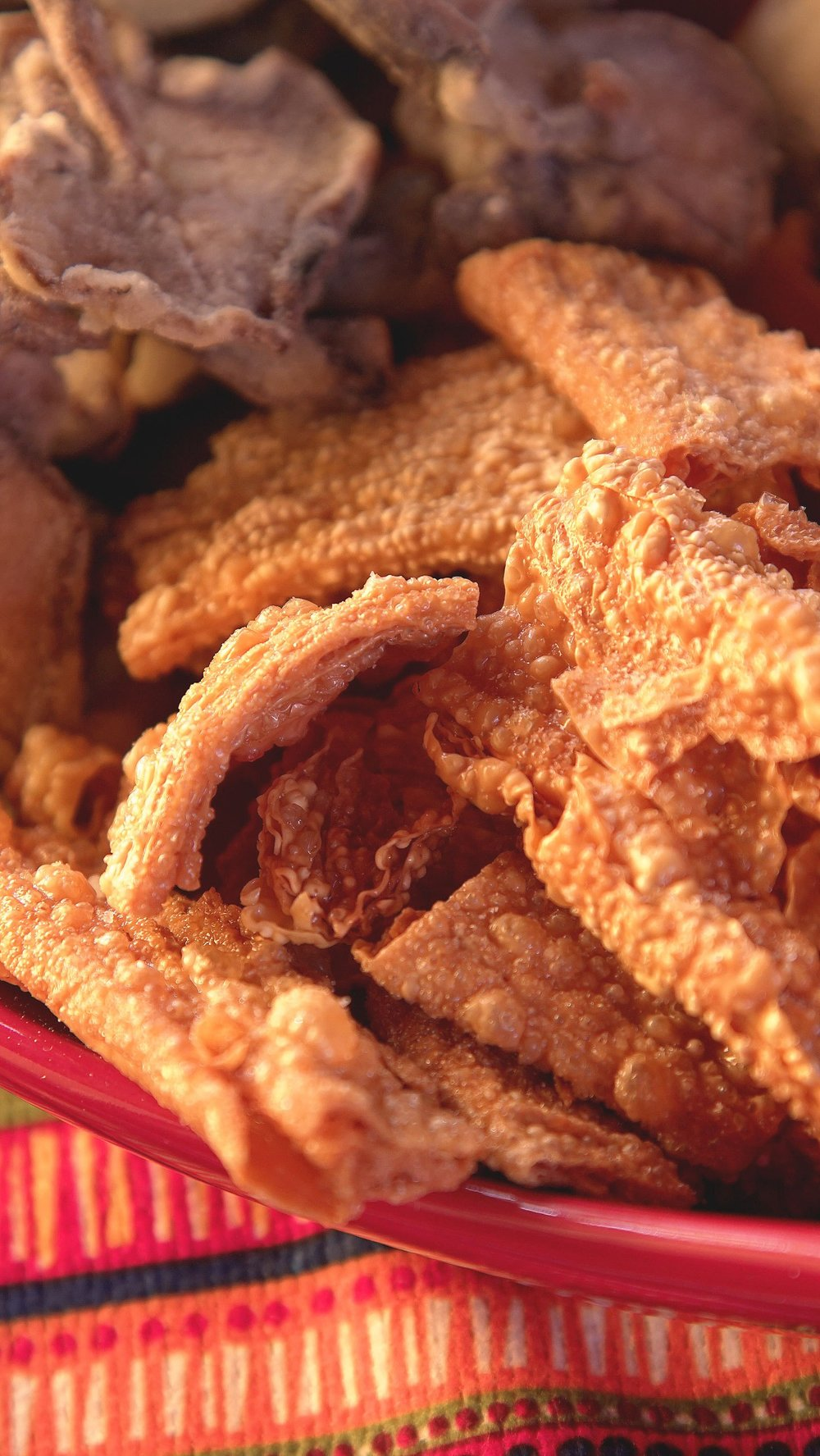 Vegan Filipino Chicharon (Photo by Astig Vegan)