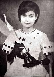 Nora Aunor, Grand National Champion of Tawag ng Tanghalan (Source: Manila Chronicle)