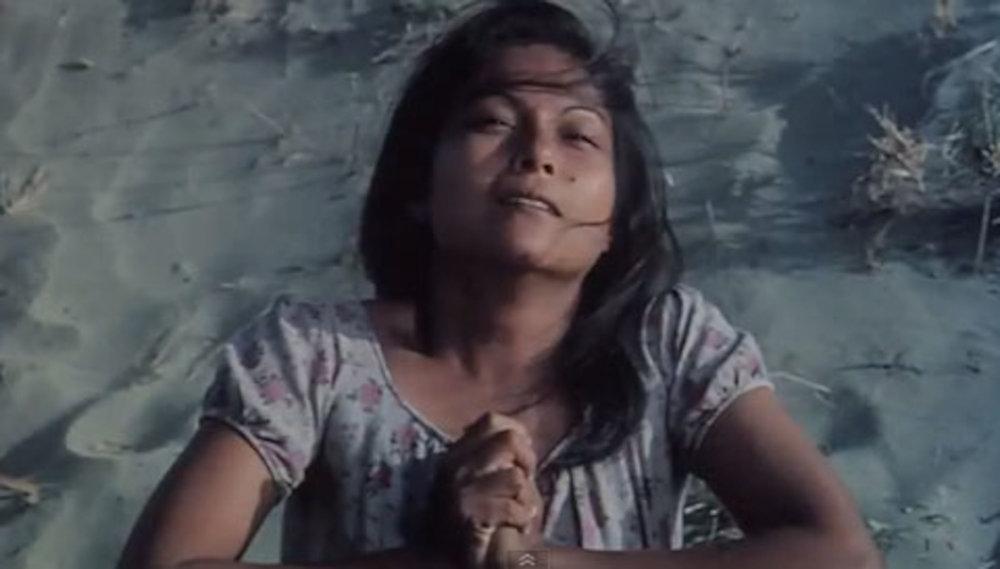 "Nora Aunor in Ishmael Bernal's ""Himala"""