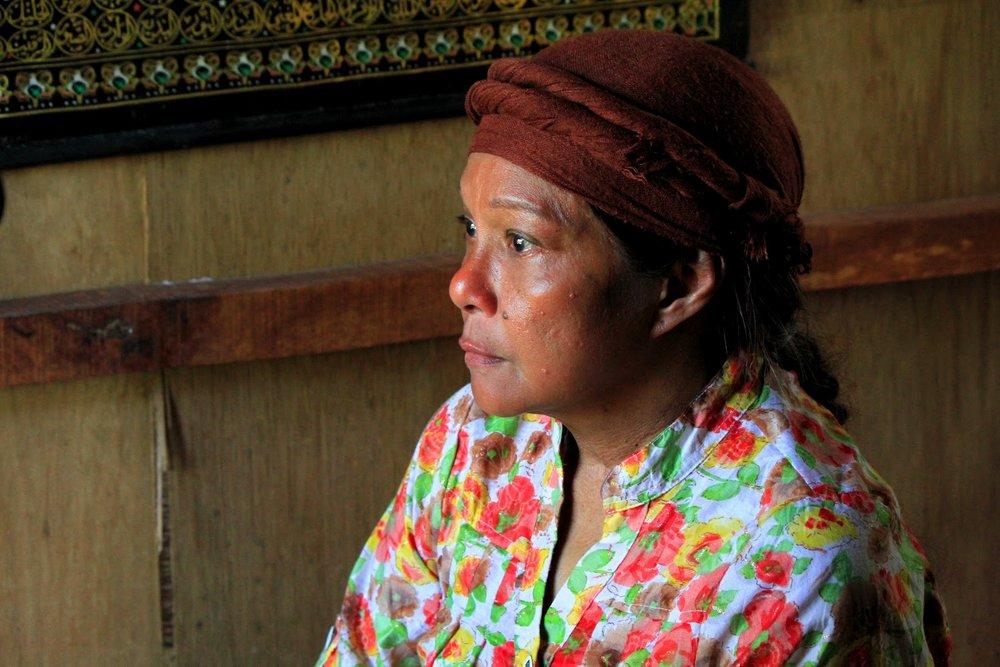 """Nora Aunor in Brillante Mendoza's """"Thy Womb"""" (Source: Huffington Post)"""