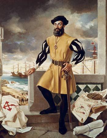 Ferdinand Magellan (Source:© G. Dagli Orti—DeA Picture Library/age fotostock)