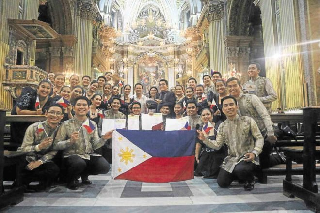 Kammerchor Manila (Source: Inquirer.net)