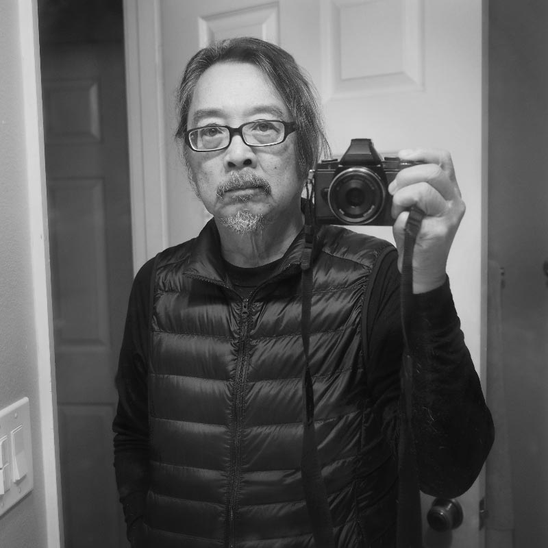 My Selfie (Photo by Tony Remington © 2017)