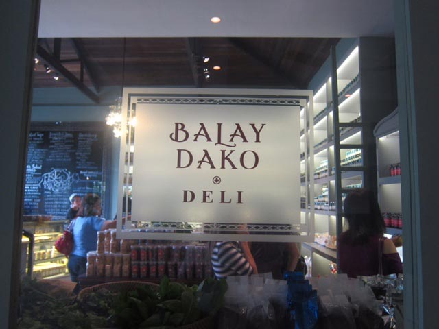 People raved about Balay Dako's Deli. That's why we had to make a stop.