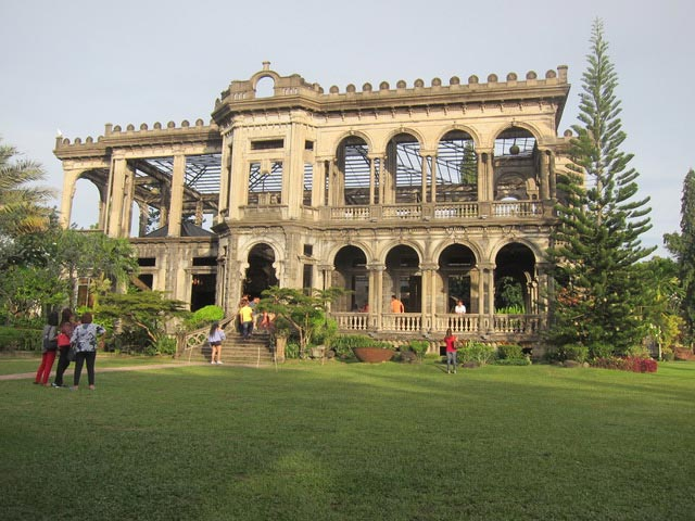 The Ruins was opened to the public in January 2008 by Mariano's great grandson, Raymund Javellana.