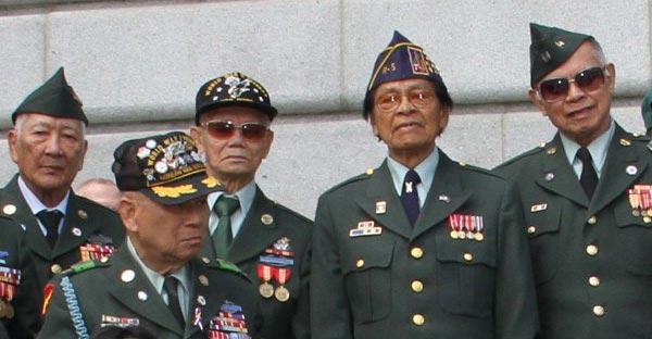 Filipino Veterans (Source: Inquirer.net)