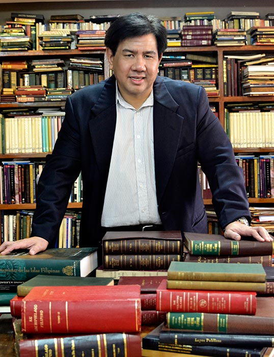 Atty. Saul Hofileña, Jr.