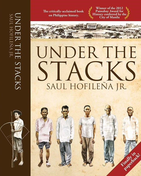 """Under the Stacks"" by Atty. Saul Hofileña, Jr."