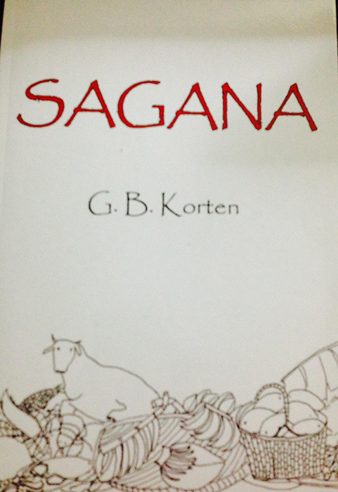 Sagana,by G. B. Korten, 2015.