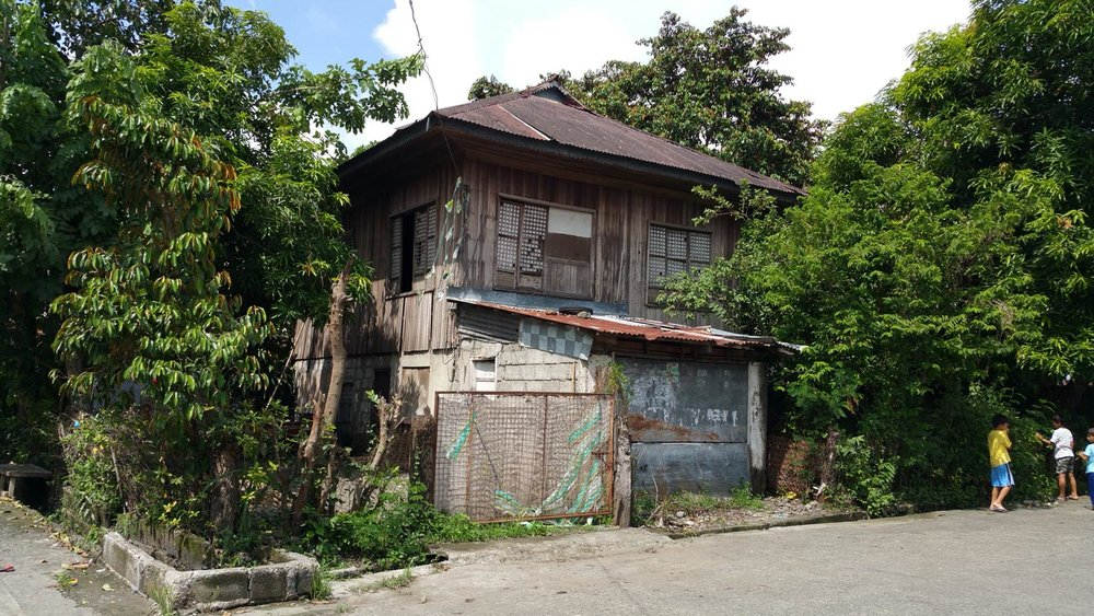 The old house in San Josef (Photo by Patria Rivera)