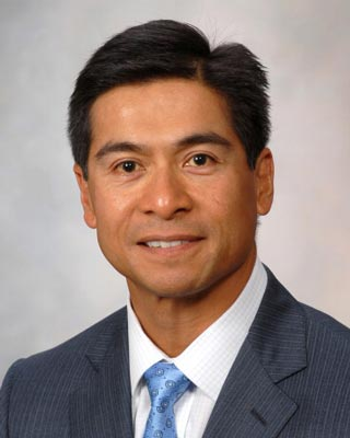 Dr. Cedric Ortiguera (Source: Mayo Clinic)