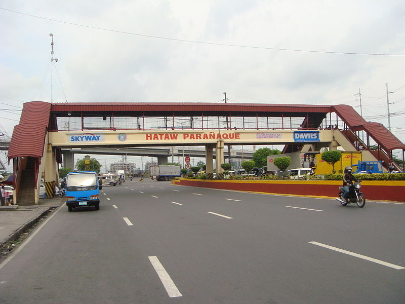 Sucat Junction (Photo by Ramon Velasquez/Wikimedia Commons)