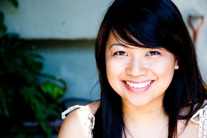 Actor and professional acting teacher Giovannie Espiritu will share her story. (Courtesy of SF Actors Workshop)