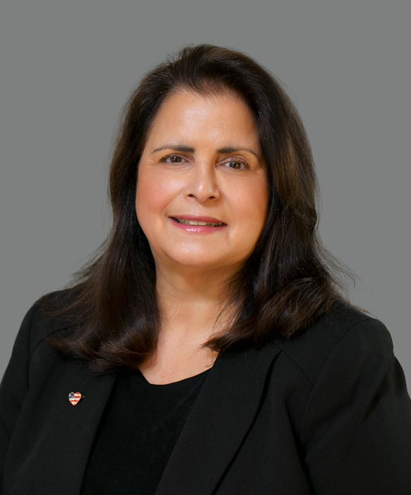 Colma Mayor Helen Fisicaro will keynote the Oct. 3 event. (Courtesy of Colma Town Website)