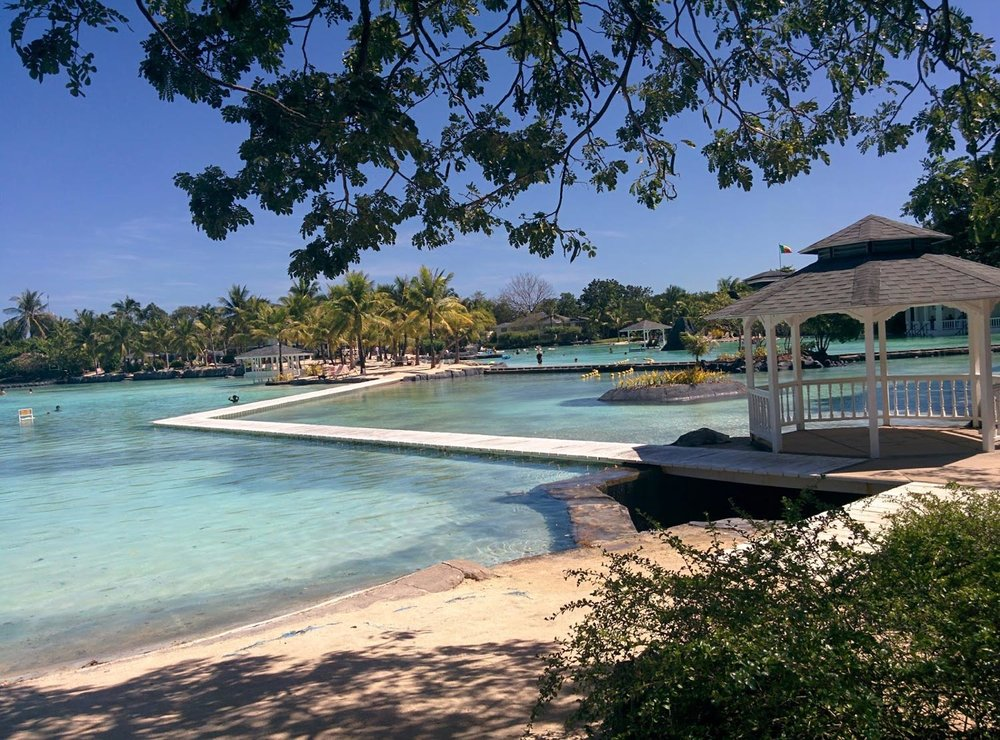 Plantation Bay Resort in Mactan (Photo by Cecilia Manguerra-Brainard)