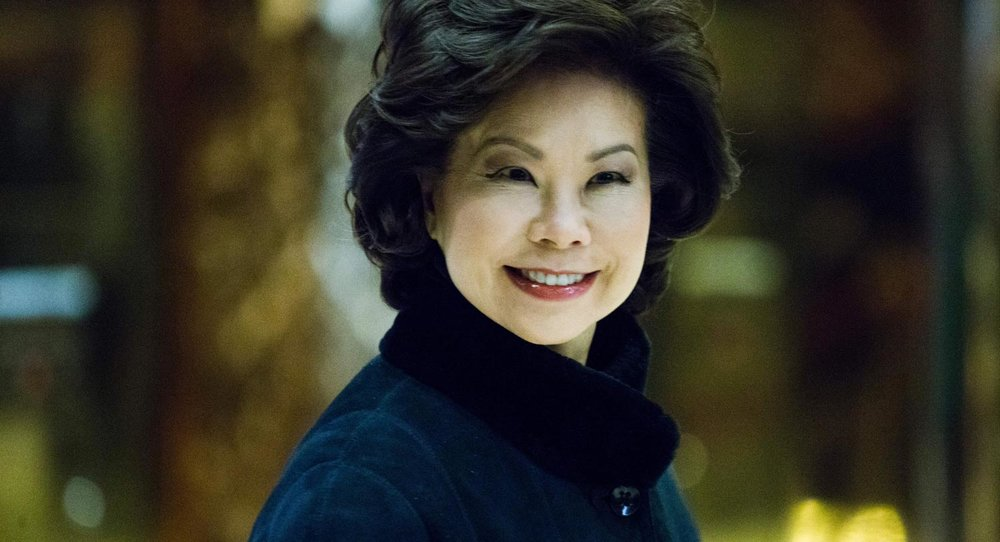 Secretary Elaine Chao (SOurce: Getty Images)