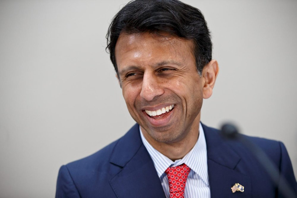 Gov. Bobby Jindal (Source: Washington Times)