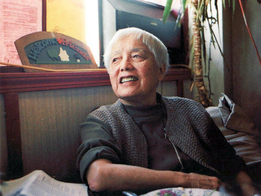 Grace Lee Boggs (Source: NPR)