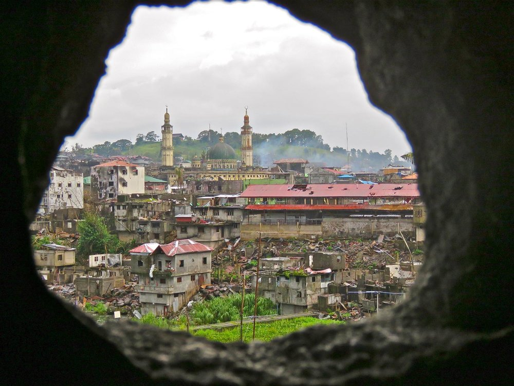 The Marawi City Central Mosque (Photo by Criselda Yabes)