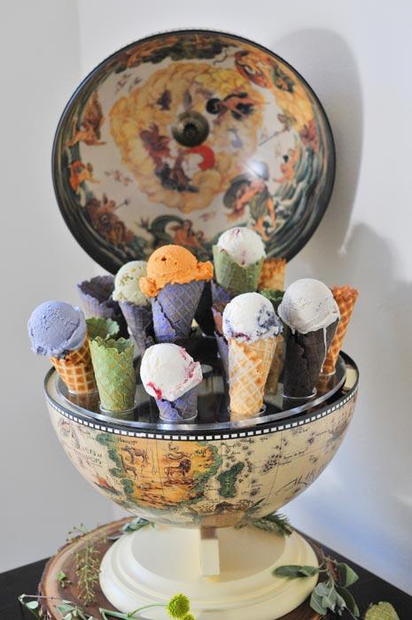 """Wanderlust Creamery is an ice cream shop based on travel,"" says Chef Adrienne Borlongan.(Photo courtesy of Wanderlust Creamery)"