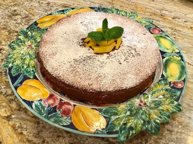 Macadamia-Jackfruit Cake (Photo by Voltaire Gungab)