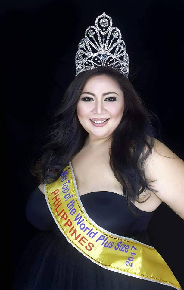 9fd8bb3931b Filipina Is  Miss Top of the World Plus Size  2017 — Positively Filipino
