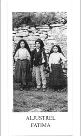 Lucia, Francisco and Jacinta, 1917.