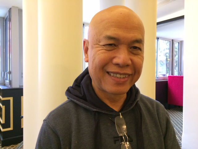 Fr. Rolyn Vicks, a Vincentian priest, led the group from Australia. He is originally from Pagadian.
