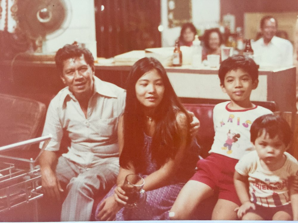 Nick Joaquin and Cecile Licad