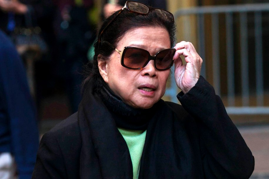 Vilma Bautista (Source: NY Post)