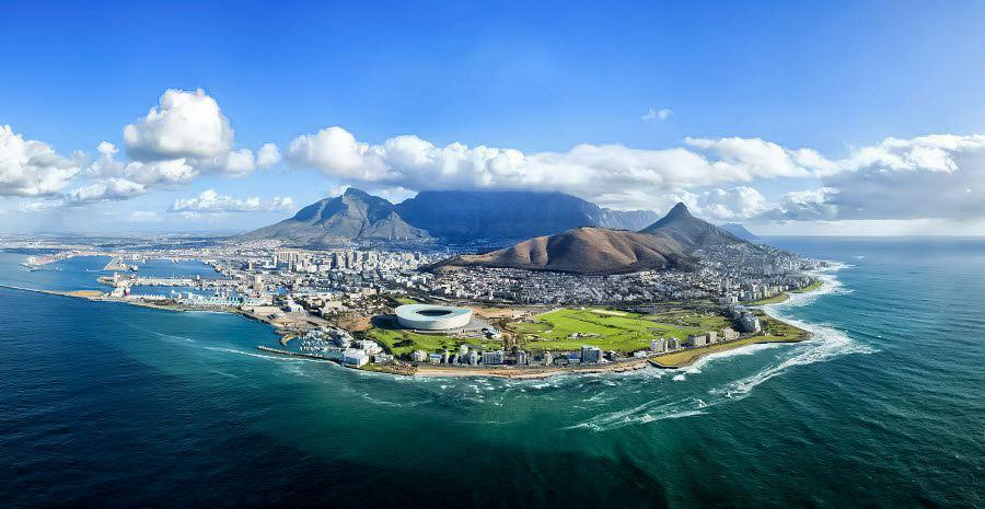 Capetown, South Africa (Photo by Greg Lumley)