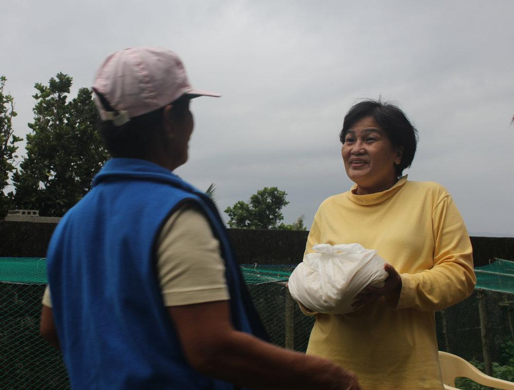 Abad in Uyugan, Batanes, 2013