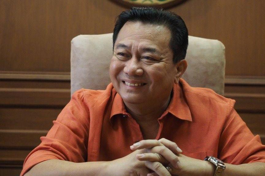 Speaker Pantaleon Alvarez