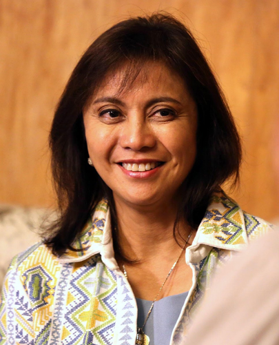 Vice President Leni Robredo (Source: wikipedia)