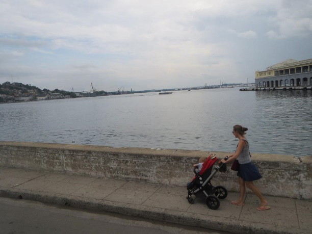 El Malecon, Cuba (Photo by Angioline Loredo)